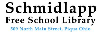 Schmidlapp Free School Library